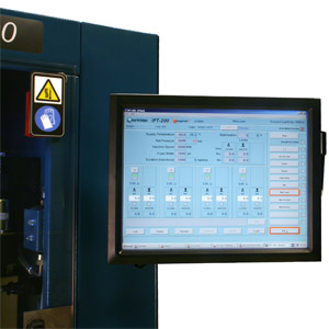 Intuitive Touch Screen