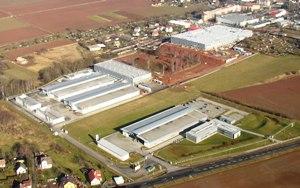 Continental Factory in Trutnov, Czech Republic