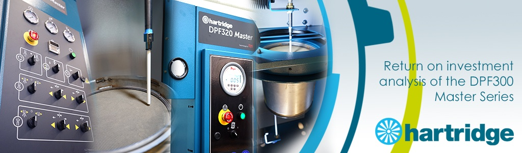 ROI analysis of the DPF300 Master Series