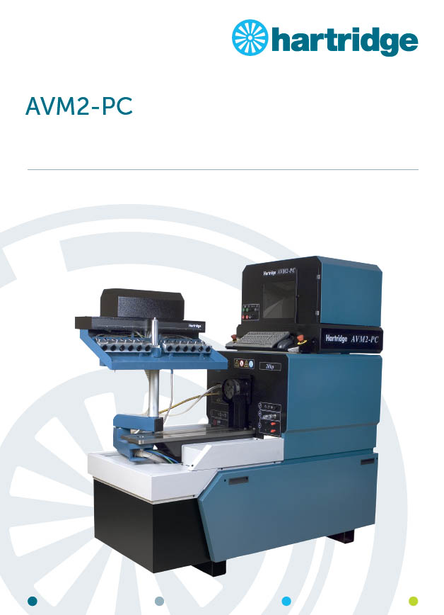AVM2-PC test bench for standard pump, common rail and EUI testing