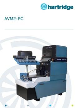 AVM2-PC universal test bench