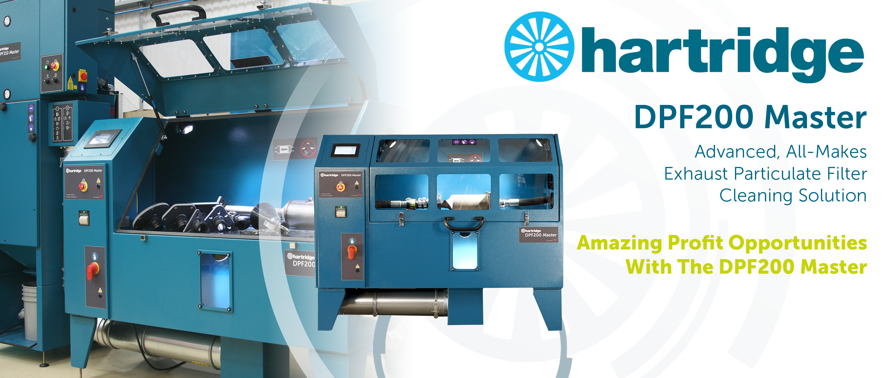 Welcome to the DPF200 Master