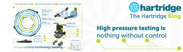 High Pressure testing is nothing without control