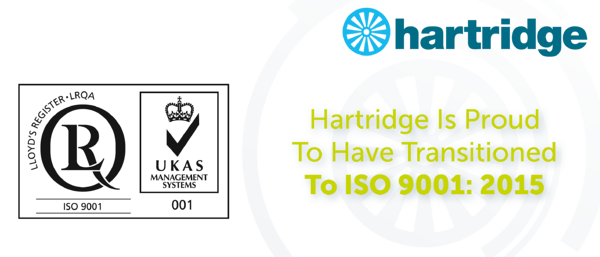 Hartridge ISO Achievement