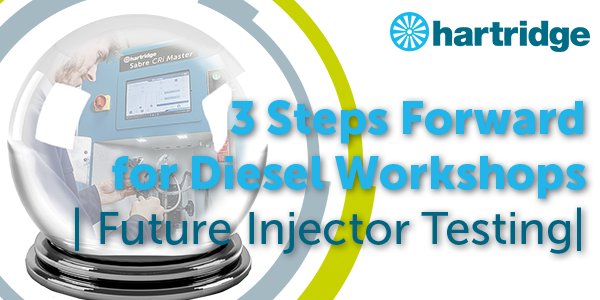 3 steps forward for diesel workshops