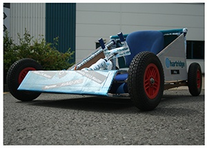 Our soapbox racer
