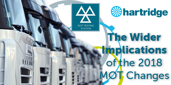 The implications of the 2018 MOT