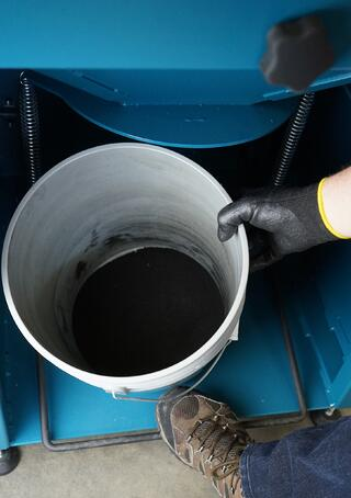 DPF cleaning challenges removing PM