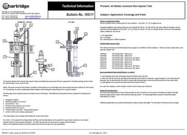 Common Rail Kit