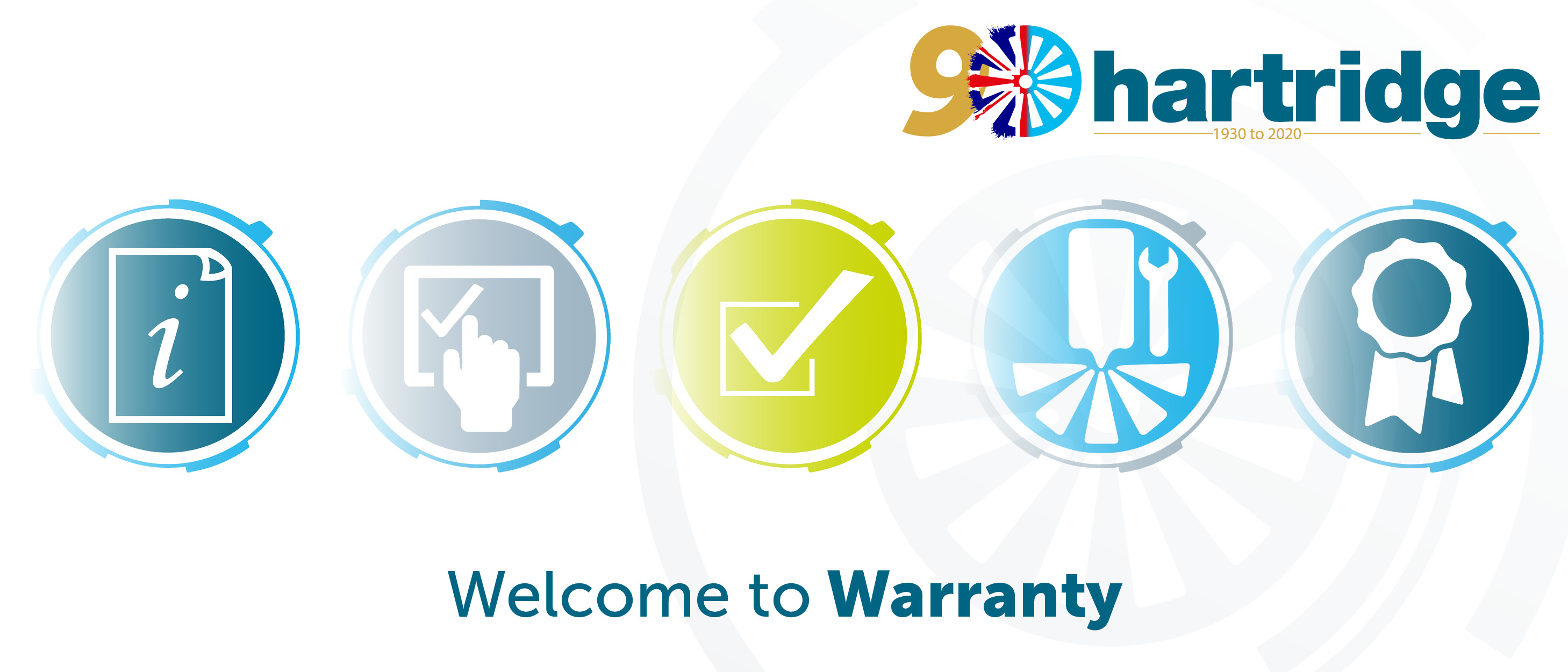 Welcome to the Warranty Hub